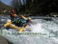Best White Water Rafting in Tuscany