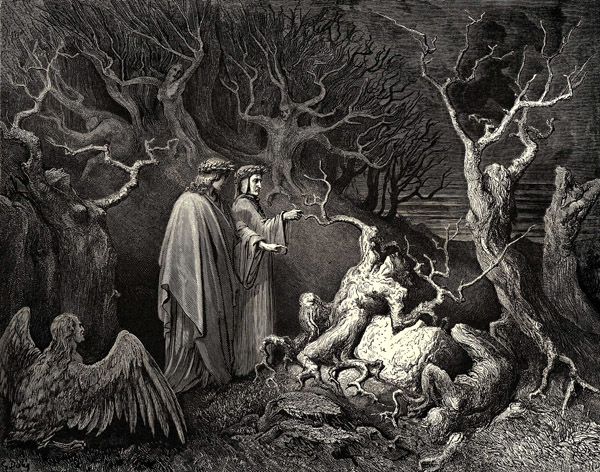 Dante's Inferno by Gustave Doré